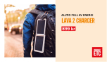Solar charger LAVA 2