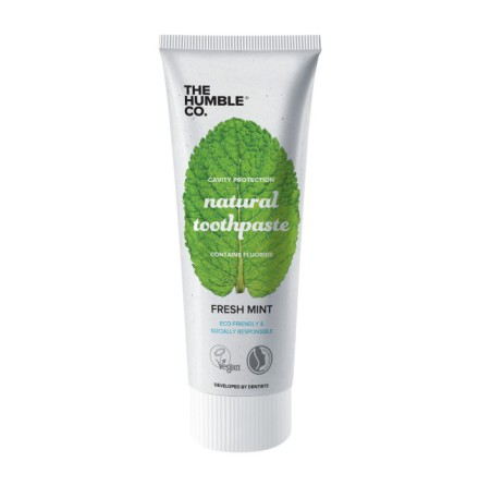 Naturlig tandkräm - Fresh Mint, 75 ml