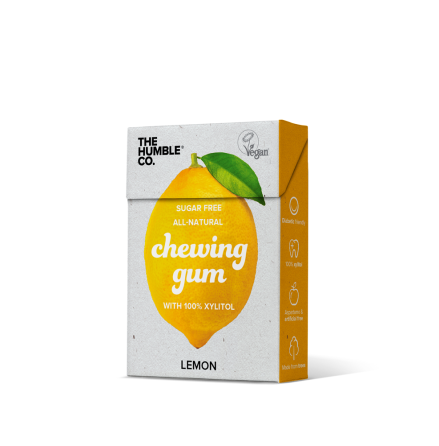 Tuggummi - Lemon 3-pack