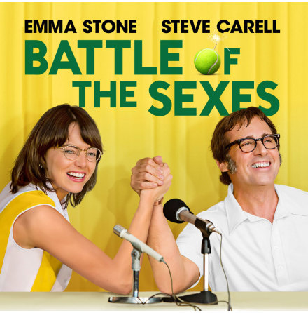 18 juli: Filmkväll i ETC Solpark: Battle of the sexes