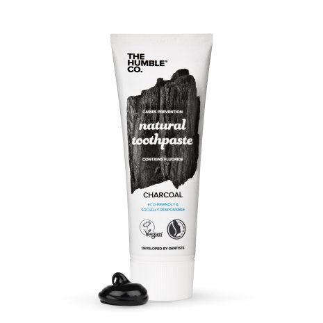 Naturlig tandkräm - Charcoal, 75 ml
