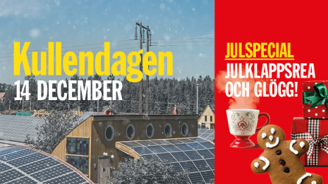 14 december 2019 - Julbasar i ETC Solpark (fri entré)