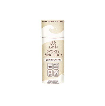 Suntribe sports zinc stick (original white)